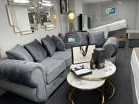The Buckingham  corner sofa
